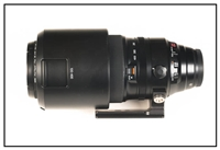 Fuji XF 100-400mm f/4.5-5.6 R LM OIS WR Lens. Low Profile
