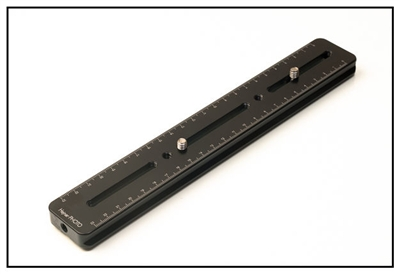 10.00 Inch Long 1/2 Thick Rail