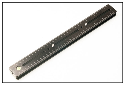 14.00 Inch Long 5/8 Thick Rail (Bubble Level)