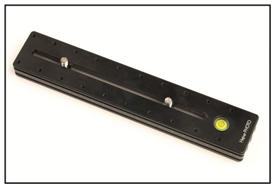 8.00 Inch Long 5/8 Thick Rail (One Slot)