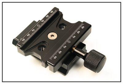 3.50 Inch Plate With Clamp For Manfrotto 577