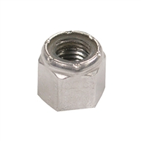 Extreme Max Products Aluminum Nylock Nuts - 1/2""
