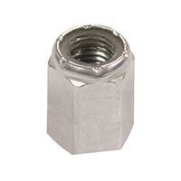 Extreme Max Products Aluminum Nylock Nuts - 3/4""