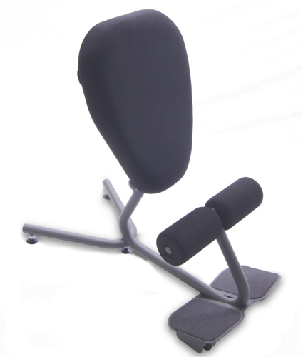 Sit, Stand Or Kneel At Your Desk