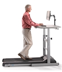 LifeSpan TR-1200-DT5 Treadmill Desk