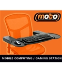 Mobo® Ergonomic Chair Mounted Computer Station