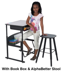 AlphaBetter Desk- Premium Top