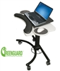 Balt Lapmatic Ergonomic Laptop Workstation