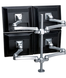 SightLine MS540 Quad Monitor Arm