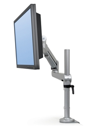 ESI EDGE Lite, Pole-Mount Monitor Arm