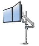ESI EDGE Dual Pole Mount Monitor Arm