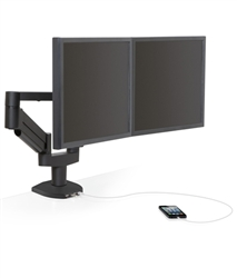 Innovative Dual 7000 Busby LCD Mount with USB Hub