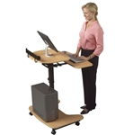 Sit and Stand Workstation- Hi Hi Lo