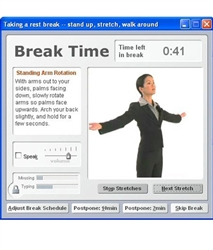 RSI Guard Strech Break Software