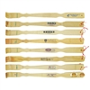 Wooden logo printed Backscratchers with Massager - 18.5""