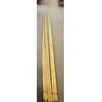 Bamboo Fishing Rod - Varying Diameter