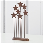 Willow Tree - Metal Star Backdrop - 26007
