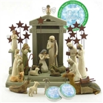 Willow Tree Complete 22 Piece Nativity Set By Susan Lordi