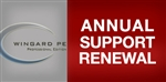 WINGARD PE Annual Support Renewal