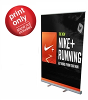 "Banner for PDE01 57"" x 78"" Replacement Graphic"
