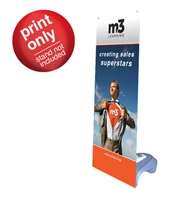 "Banner for PDE21 24"" x 69"" Replacement Graphic"