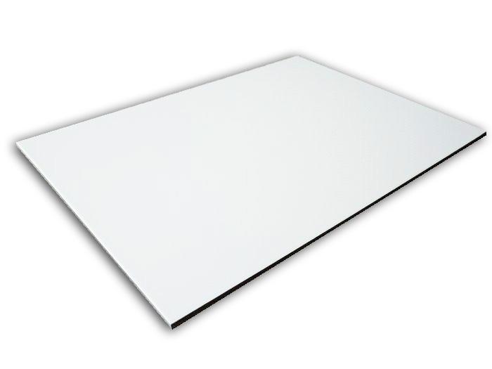 White Aluminum Composite Panel : Aluminum composite panel white