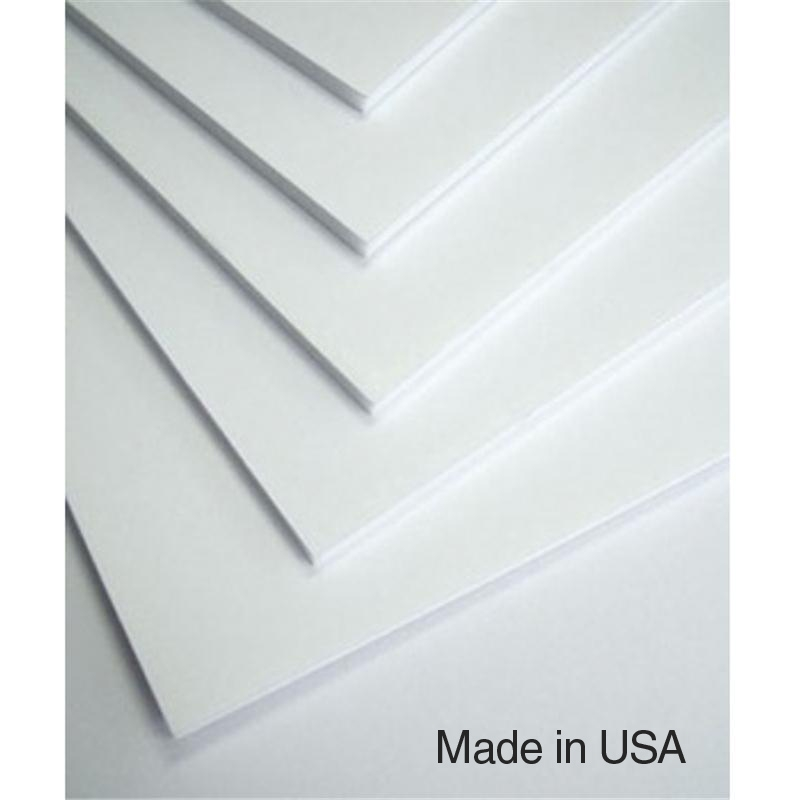 Hartboard Foam Core Board 4 39 X 8 39 Box Of 25 Sheets