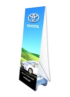 Double Sided Outdoor X Banner Stand Water Base - Stand Only