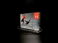 "Acrylic Top Loading Display Sign Holder 4"" x 6"""