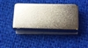 "Quick Switch QSRES4 1/8"" x 3/8"" x 7/8"" Nickel Plated Flat Rare Earth Magnet"