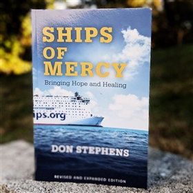<i>Ships of Mercy</i>: New Edition - Soft Cover