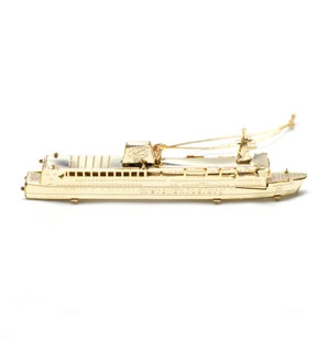 Mercy Ships Christmas Ornament