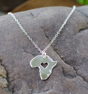 Hope for Africa Necklace