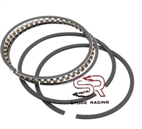 Ring Set, GX160 UT2 (.480 comp height) (1.0 mm) : Genuine Honda, Std