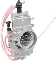 MIKUNI FLAT SLIDE CARBURETOR 40MM Pupmer