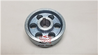 "2 1/2"" Machined Brake Hub 5/8 Bore"