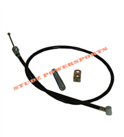 Universal Brake Cable 34' With Clevis and Spring