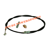 Universal Brake Cable 56' With Clevis and Spring