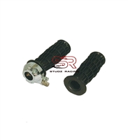 1 Inch Mini Bike Throttle Kit ( With 2 Grips)
