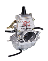 Carburetor, Mikuni Flatslide, 28 mm, Gas