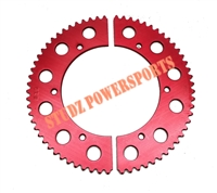 #35 Chain Split Sprocket 53-78 Tooth