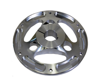 "Billet Sprocket Hub, 1""axle"