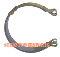 Manco Brake Band with clip 4""