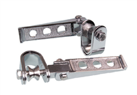 FIRE POWER HOLEY FOOT PEGS (PAIR)
