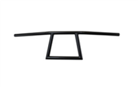 Handle Bar TC BROS CHOPPERS WINDOW BARS BLACK 7/8""