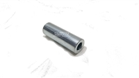 "ZINC-PLATED BUSHING/SPACER, STEEL,  1/2"" I.D. x 1"" O.D. x 3"" LONG"
