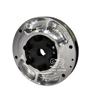Flywheel, Billet, Small Diameter 6603, Finless, GX200 & 6.5 OHV