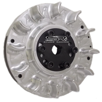 ARC Billet Flywheel, GX200/Clone 196 Adj. Timing