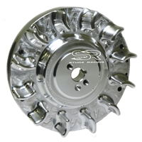 ARC Flywheel Billet 6619 Honda GX160-GX200,Clone