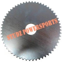 72 Tooth #35 Tooth Steel Blank Sprocket ( Drill your Own Hole Pattern)